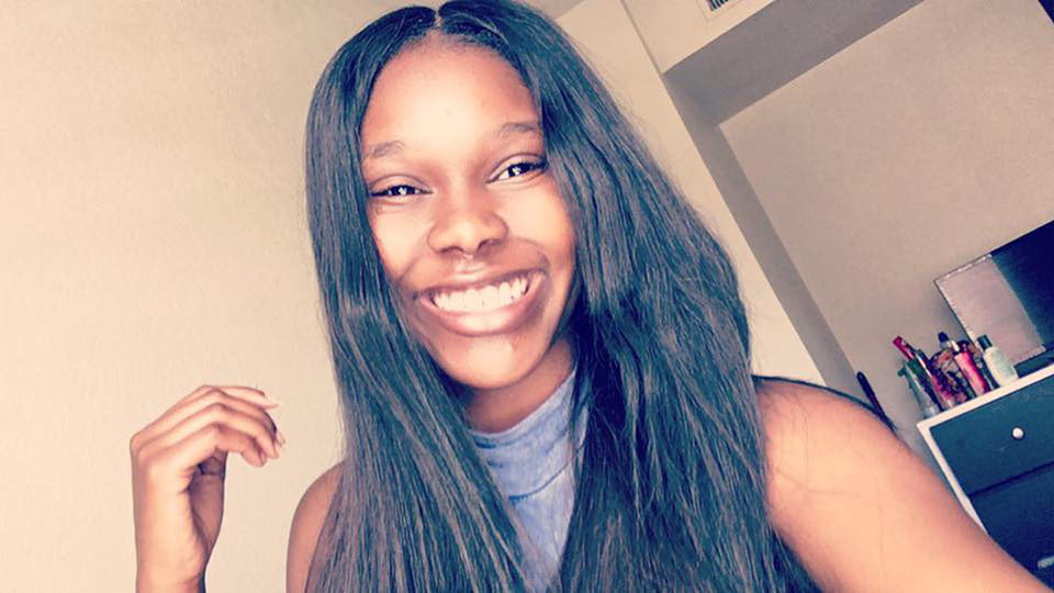 Alexis Janae Crawford missing Atlanta student  https://www.facebook.com/alexis.j.crawford  Credit: Facebook